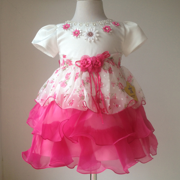 Stylish Frocks Designs For Little Angles | PK Vogue
