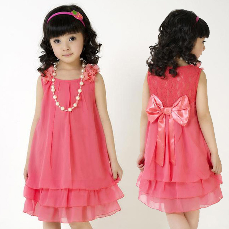Stylish Frocks Designs For Little Angles