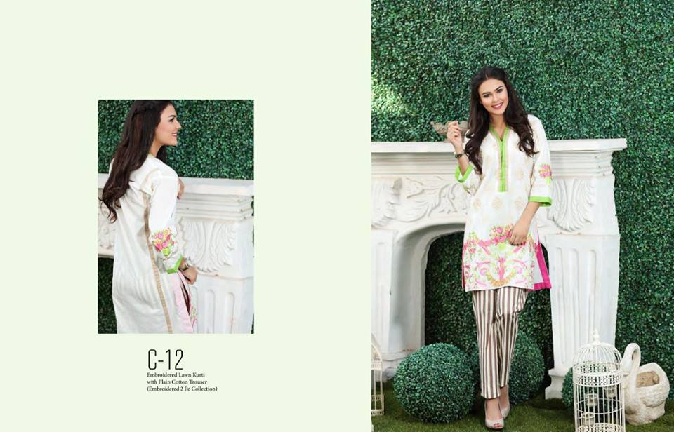 COCO Embroidered Lawn-14