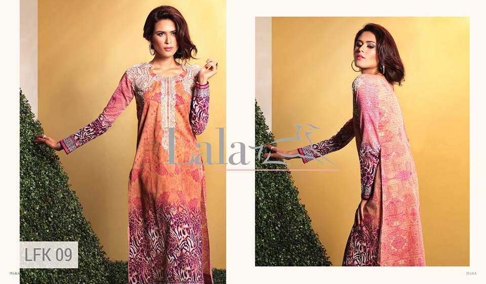 Embroidered Kurti-9