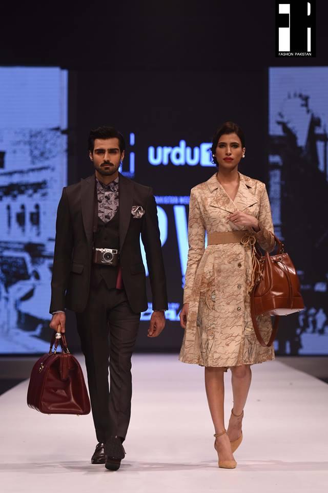 Jafferjees Collection At Fashion Pakistan Week 2016 Pk Vogue