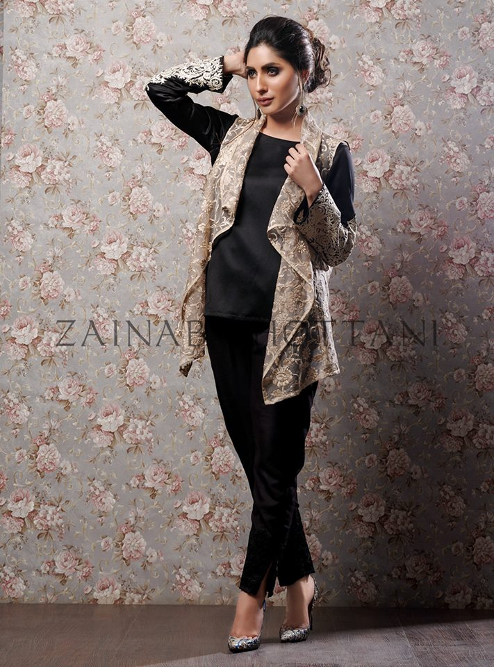 Latest Casual-kurti-zainab-chottani-10