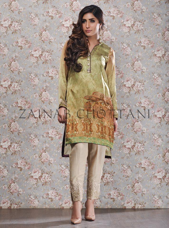 Latest Casual-kurti-zainab-chottani-11