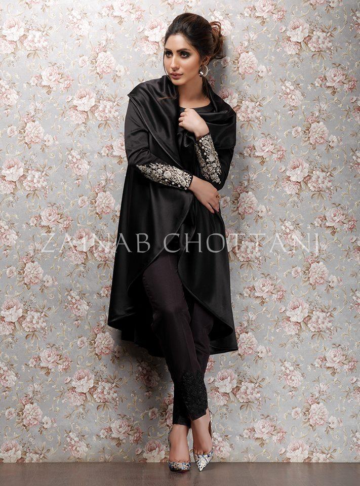 Latest Casual-kurti-zainab-chottani-12