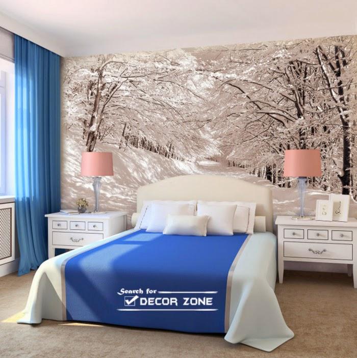 Bedroom Wallpaper Ideas |Gorgeous Bedroom Wallpaper Designs \'16 ...
