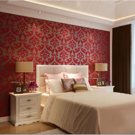 Bedroom Wallpaper Ideas Gorgeous Bedroom Wallpaper Designs 16 Wallpaper Designs For Bedroom