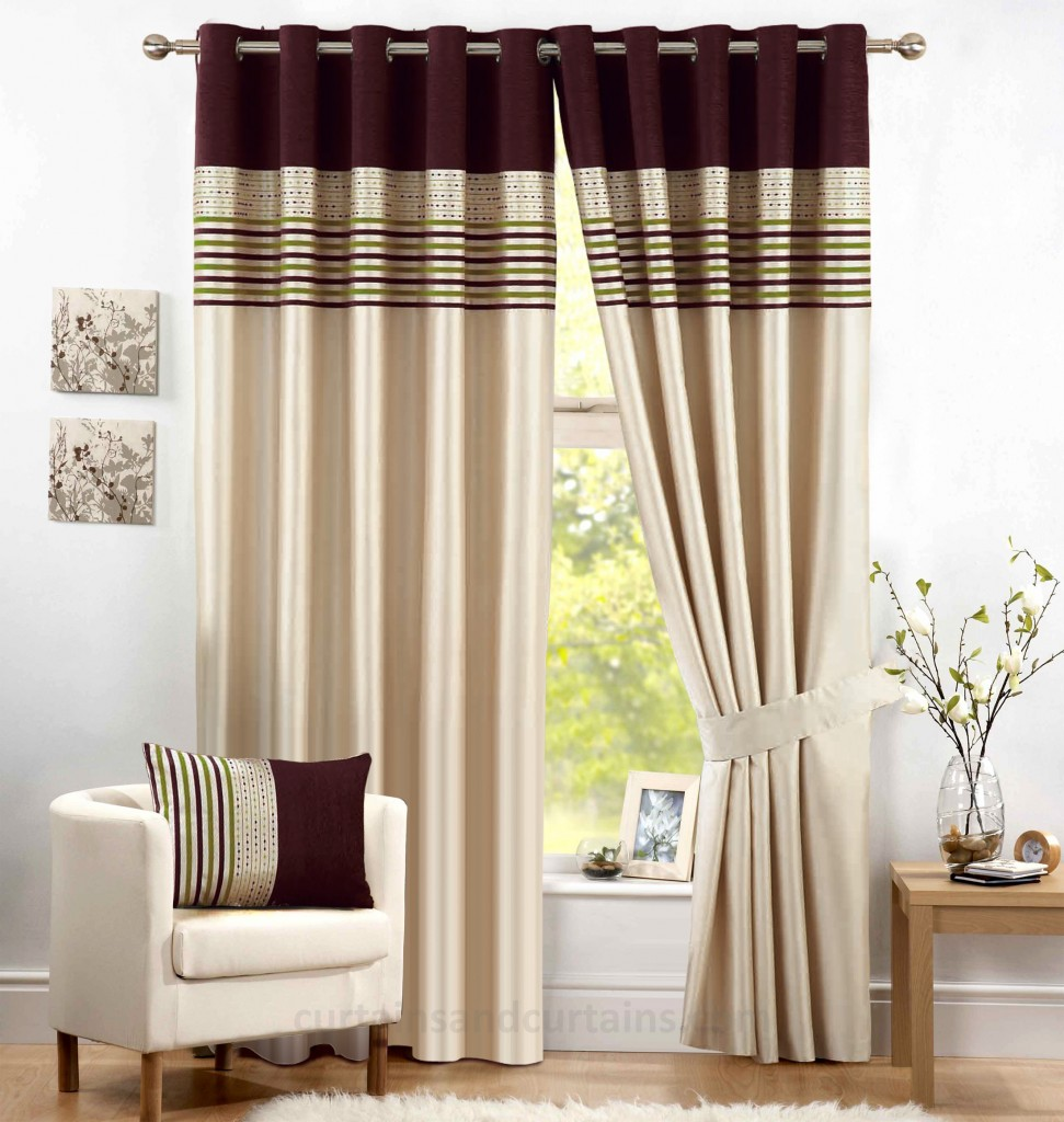 15 latest curtains designs home design ideas pk vogue - Latest curtain design for living room ...
