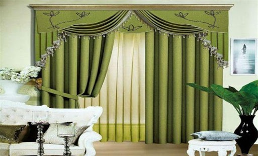 15 latest curtains designs home design ideas pk vogue - Latest curtain designs for windows ...