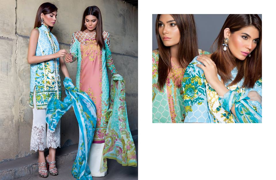 Muzlin Embroidered Unstitched Collection - Vol 2-12