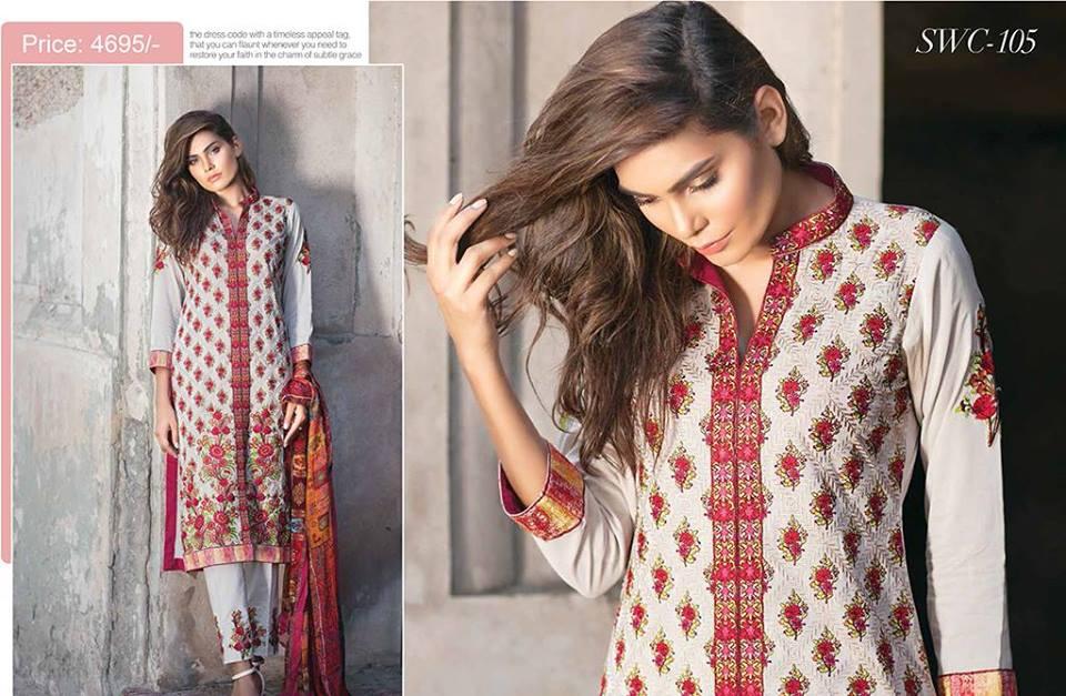 Shaista Swiss Lawn Eid Collection-9