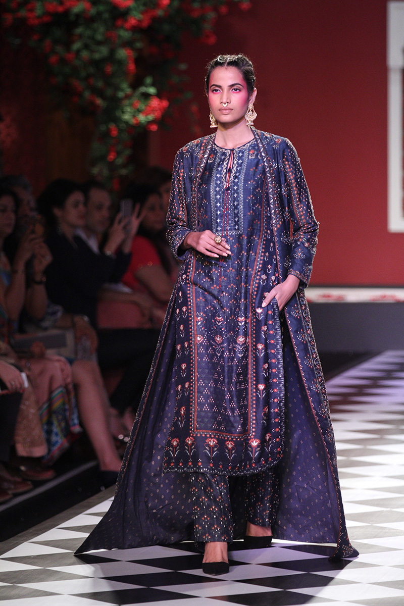 Anita Dongre Collection At India Couture Week 2016 Pk Vogue
