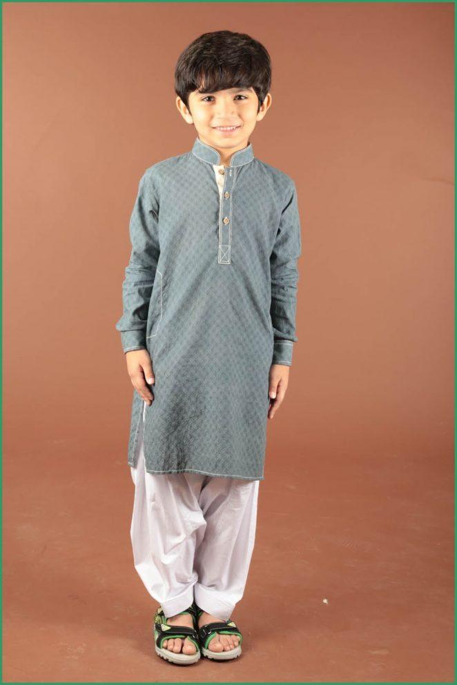 Baby Boy Shalwar Kameez Design