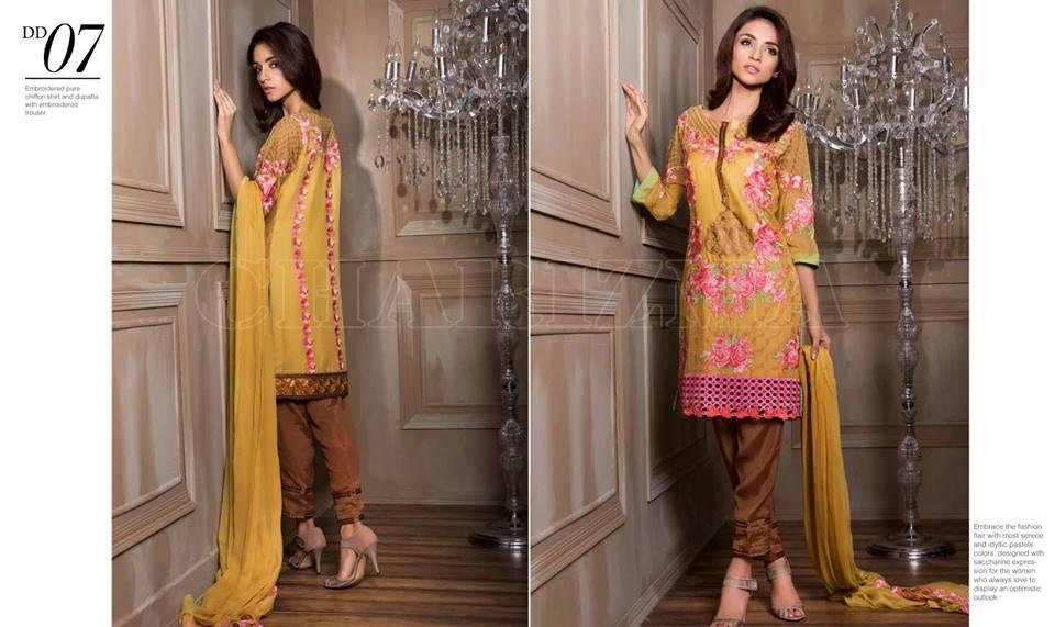 Diamond Dust Luxury Eid Chiffon Collection-10