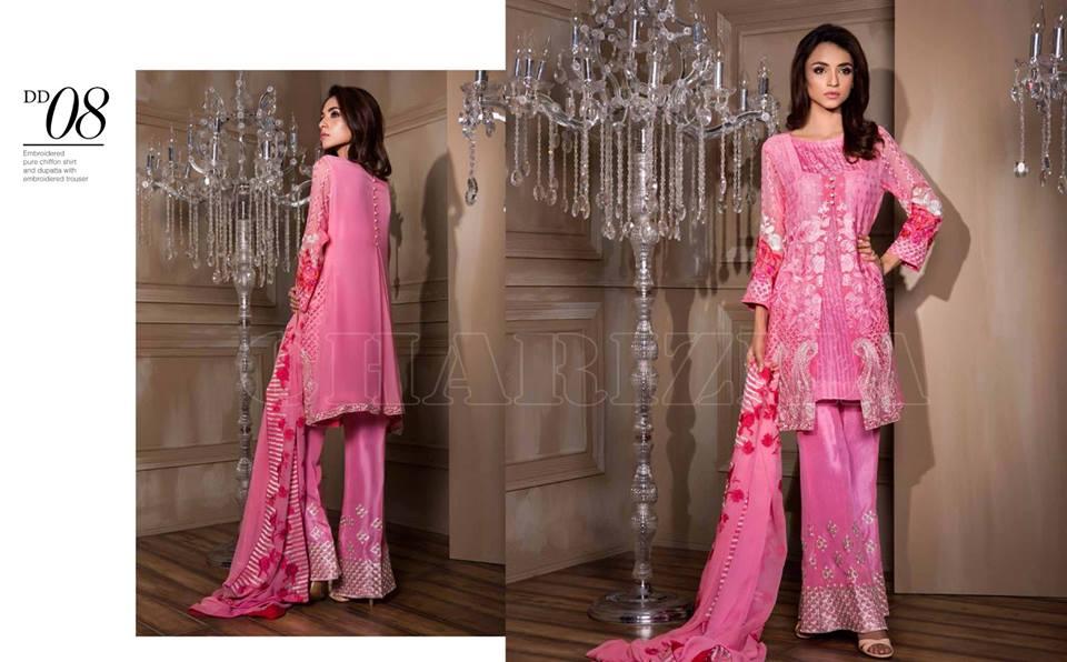 Diamond Dust Luxury Eid Chiffon Collection-11