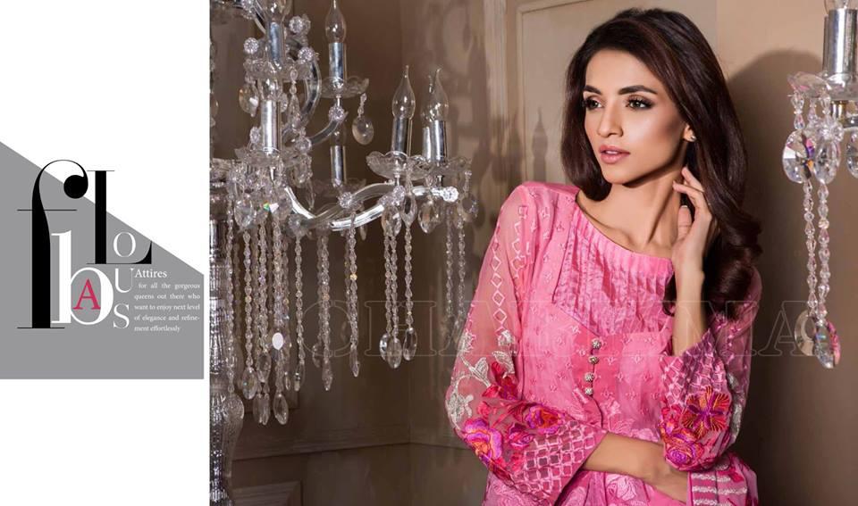 Diamond Dust Luxury Eid Chiffon Collection-12