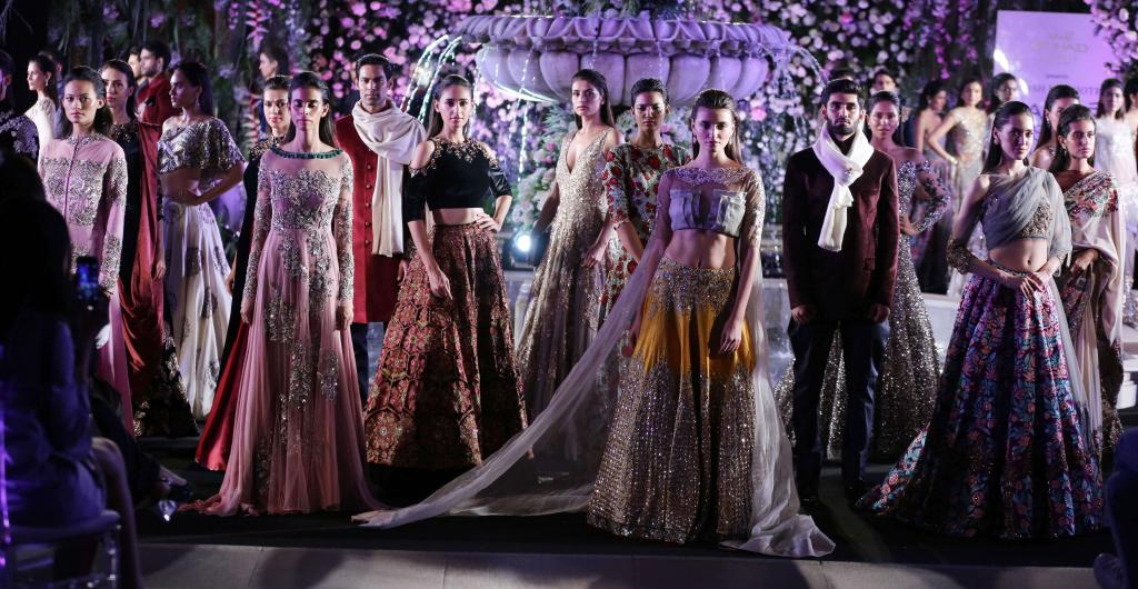 Etihad Airways presents Manish Malhotra-33