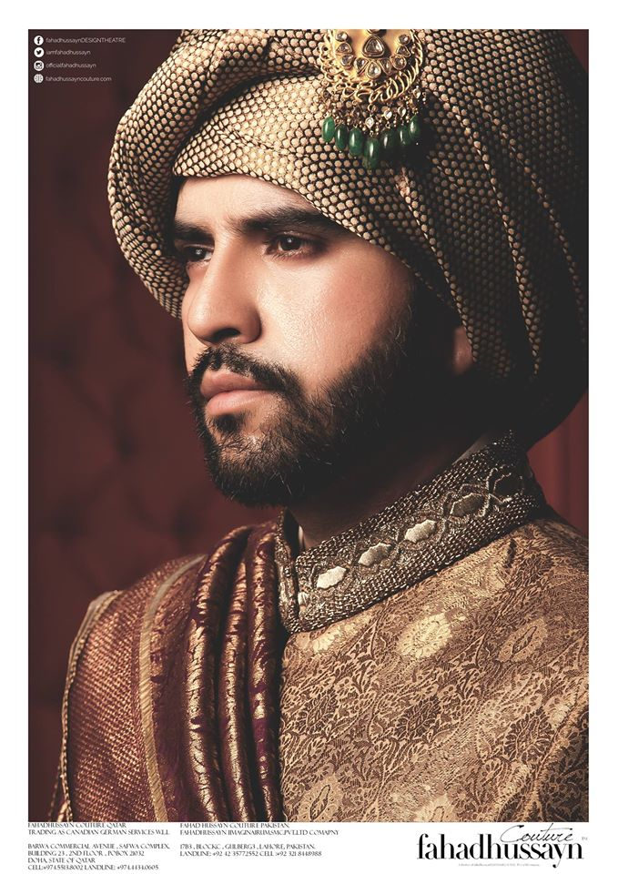 Fahad Hussayn-groom-dress-4