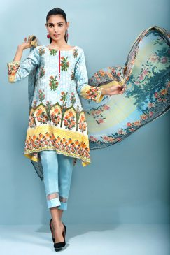 Gul-Ahmed-MIDSUMMER CAMBRIC 2016 COLLECTION-37