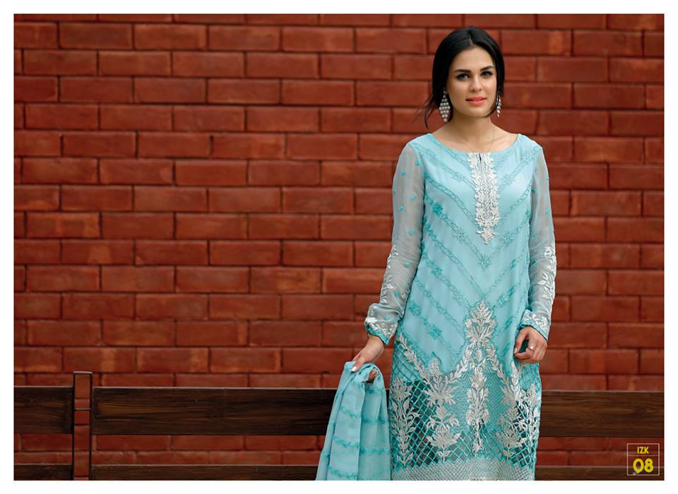 Iznik Luxury Chiffon-EID-DRESS-11
