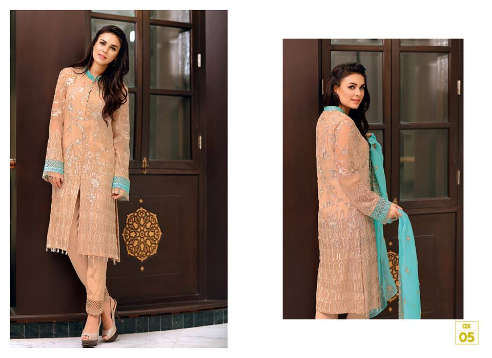 Iznik Luxury Chiffon-EID-DRESS-13