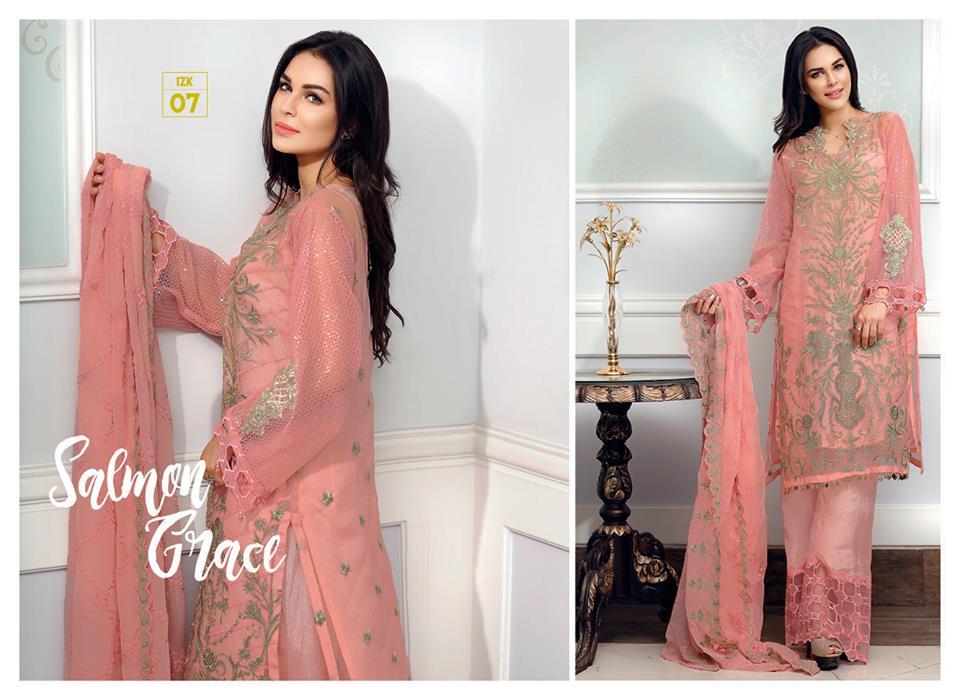 Iznik Luxury Chiffon-EID-DRESS-8