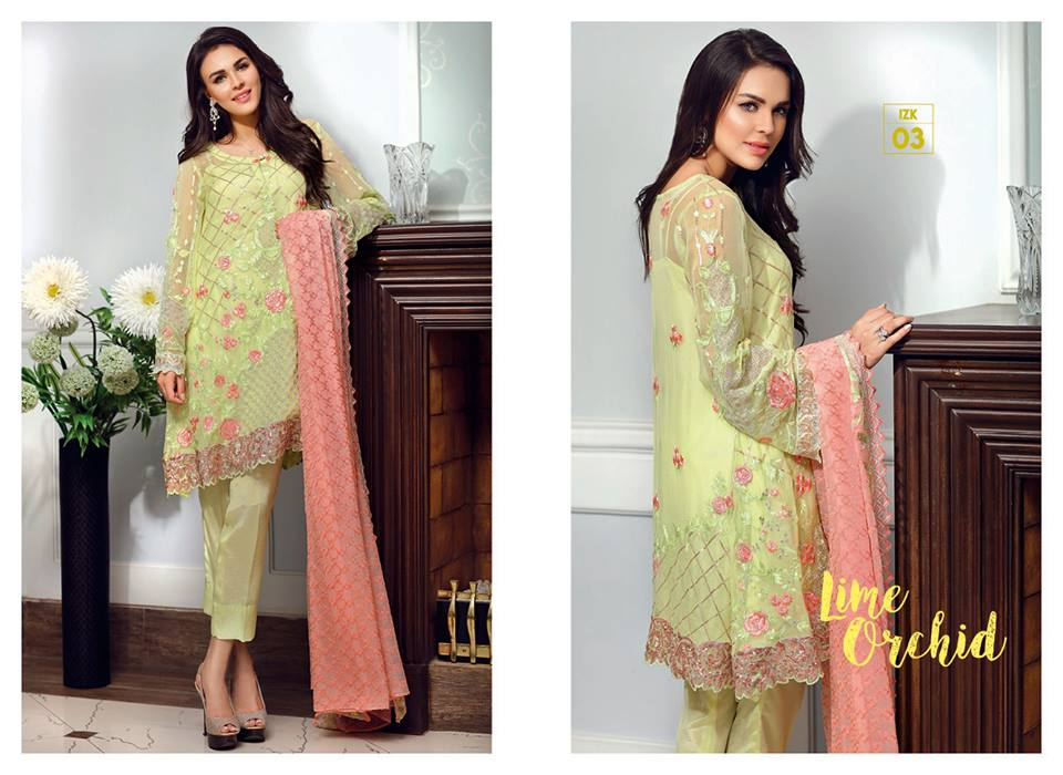 Iznik Luxury Chiffon-EID-DRESS-9