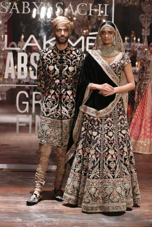 Lakme Absolute Grand Finale By Sabyasachi-at-lakme-fashion-week-32