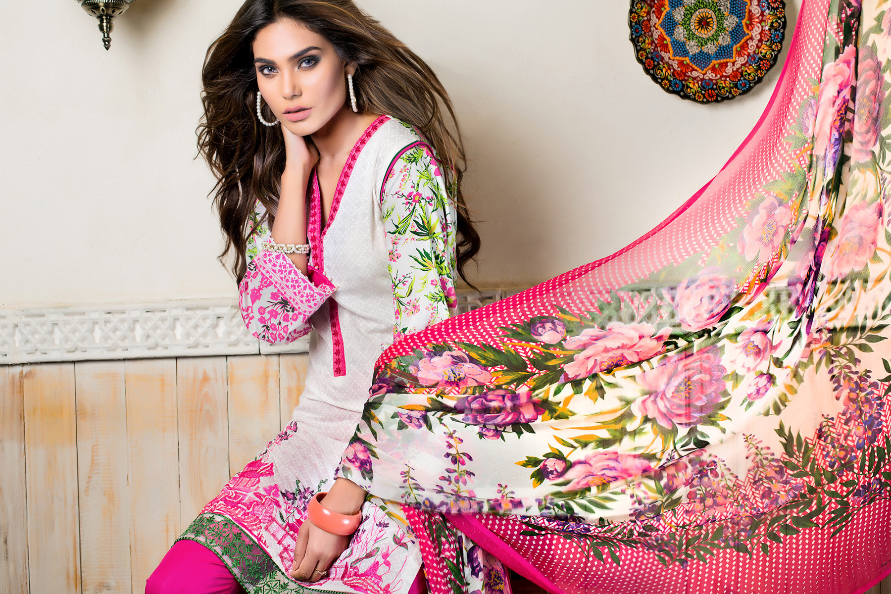 Gul Ahmed Midsummer Cambric Collection 2016 Pk Vogue