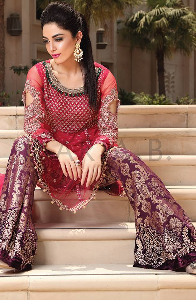 Maria B MBROIDERED-eid-collection-13