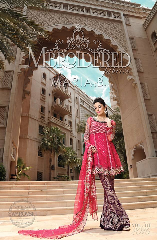 Maria B MBROIDERED-eid-collection-16