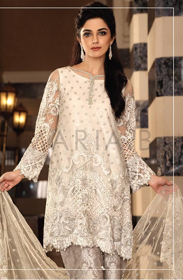 Fashion Designer Maria B Collection