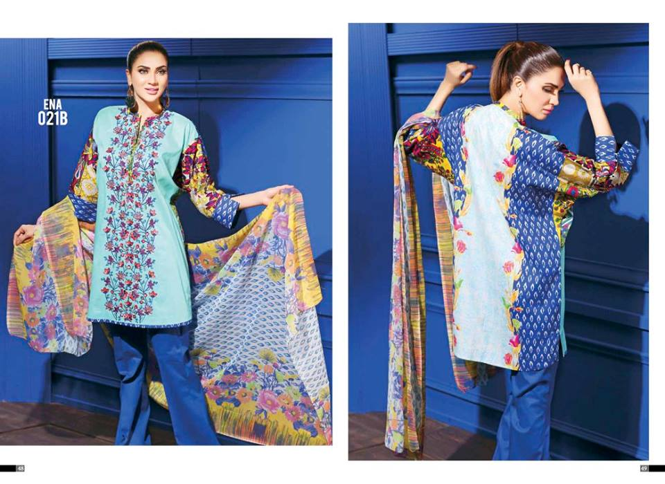 NATION Eid Celebrations Lawn Collection-16