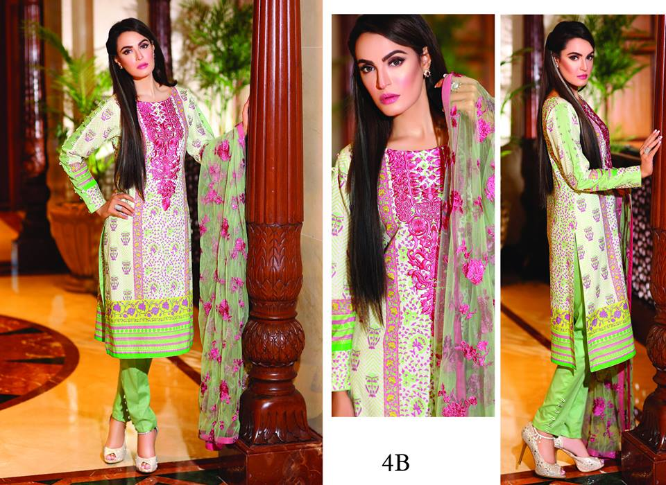 Nadia Hussain Luxury Eid Collection 2016-19