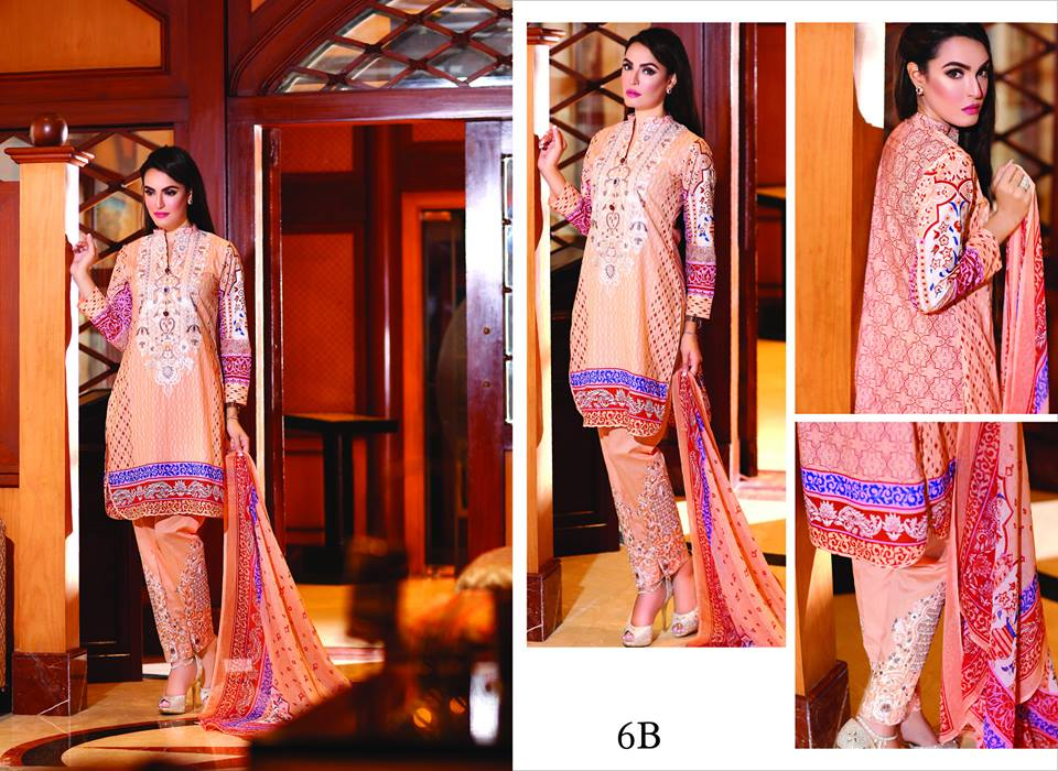 Nadia Hussain Luxury Eid Collection 2016-20