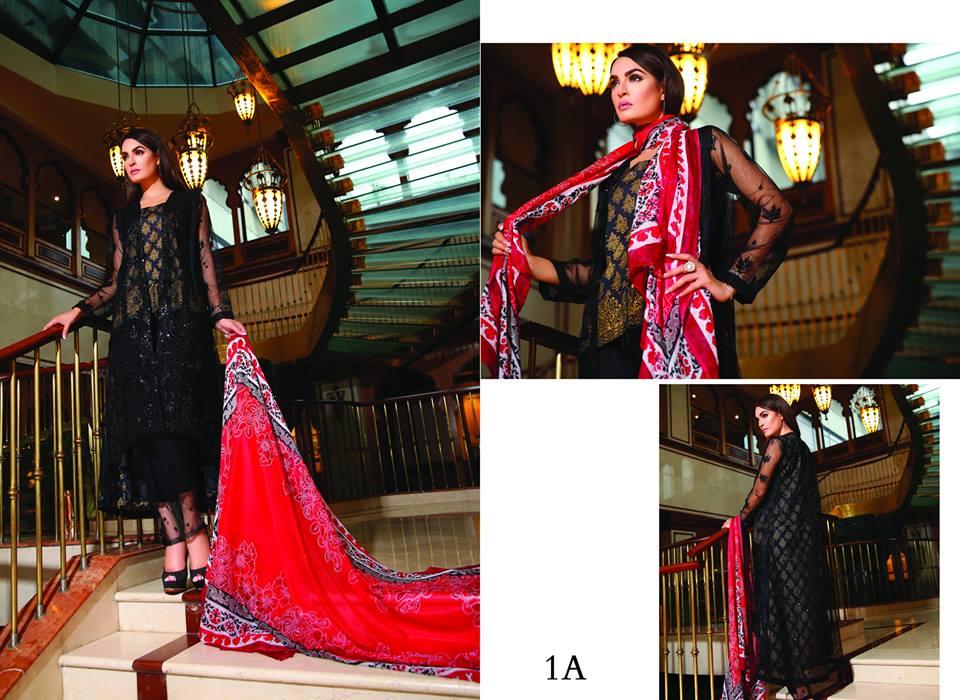 Nadia Hussain Luxury Eid Collection 20162