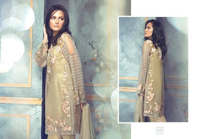 Rungrez Chiffon & Silk Collection 12