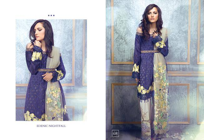 Rungrez Chiffon & Silk Collection 14