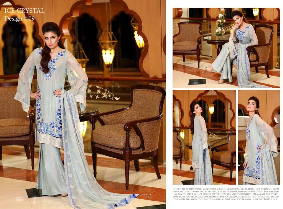 Saadia Asad Premium Chiffon Collection-10