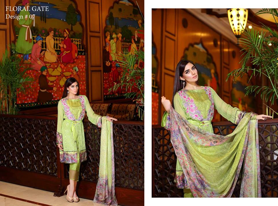 Saadia Asad Premium Chiffon Collection-8