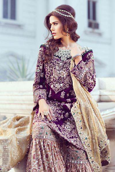 sana yasir magnificent bridal dresses collection