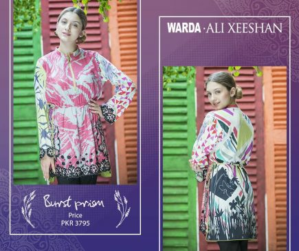 WARDA Eid Pret Collection-8