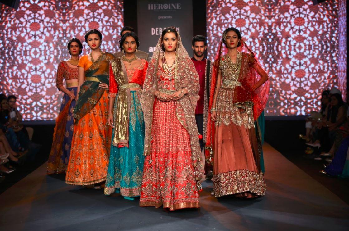 Magnificent Pakistani Bridal Lehenga Design 2016 | PK Vogue