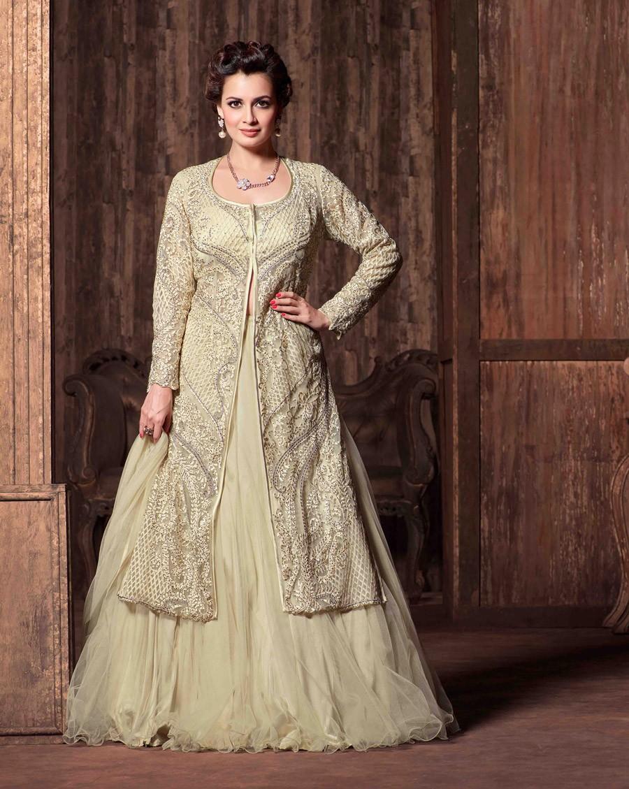 Latest bridal designer dresses 2017