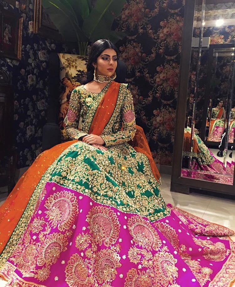 ali xeeshan bridal collection 4 pk vogue