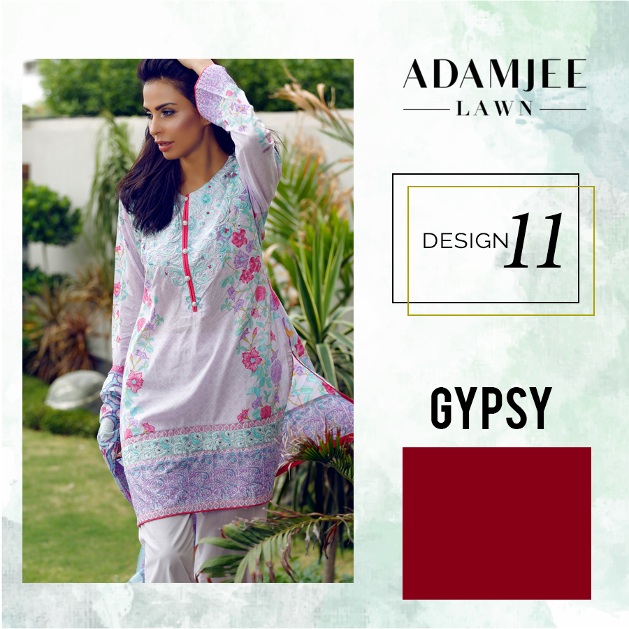 Adamjee-Festive Mid - Summer-Collection-lawn-10