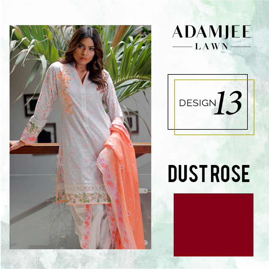 Adamjee-Festive Mid - Summer-Collection-lawn-12