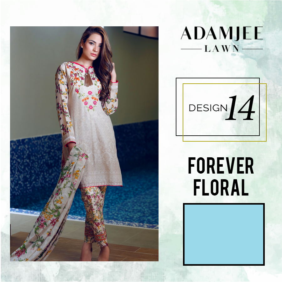 Adamjee-Festive Mid - Summer-Collection-lawn-13