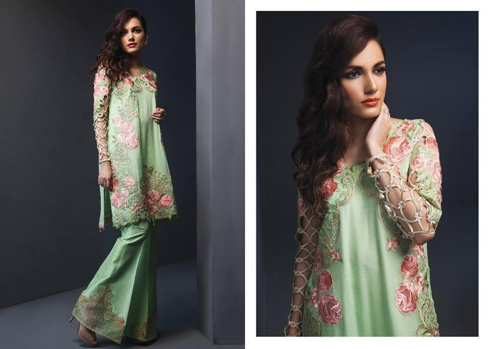 Anaya By Kiran Chaudhry Chiffon Collection-9