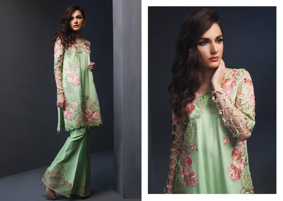 Anaya By Kiran Chaudhry Chiffon Collection-9
