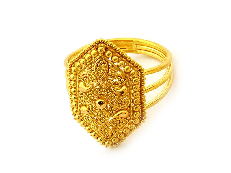 15 Awesome Designs Of Indian Gold Rings 2016 | PK Vogue